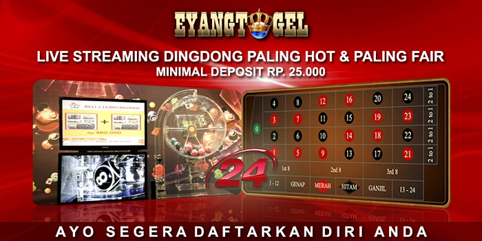 Cara Bermain Live Dingdong 24D Di Eyangtogel.com