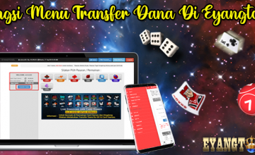 Fungsi Menu Transfer Dana Di Eyangtogel